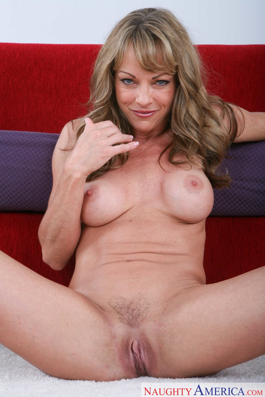 Hot Older Nude Woman hot older woman shayla laveaux slips off her dress and