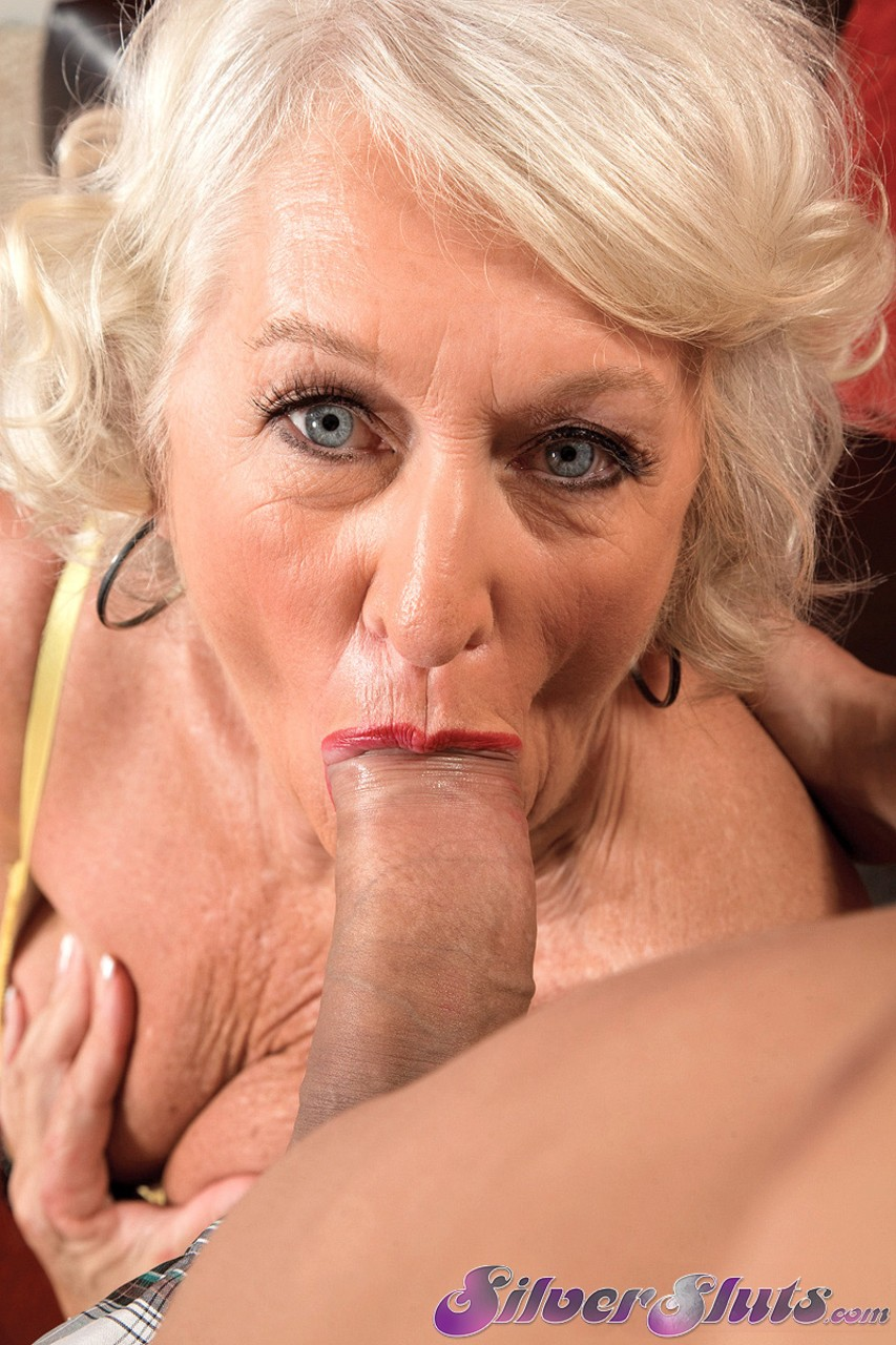 Old Woman Sucking Cock