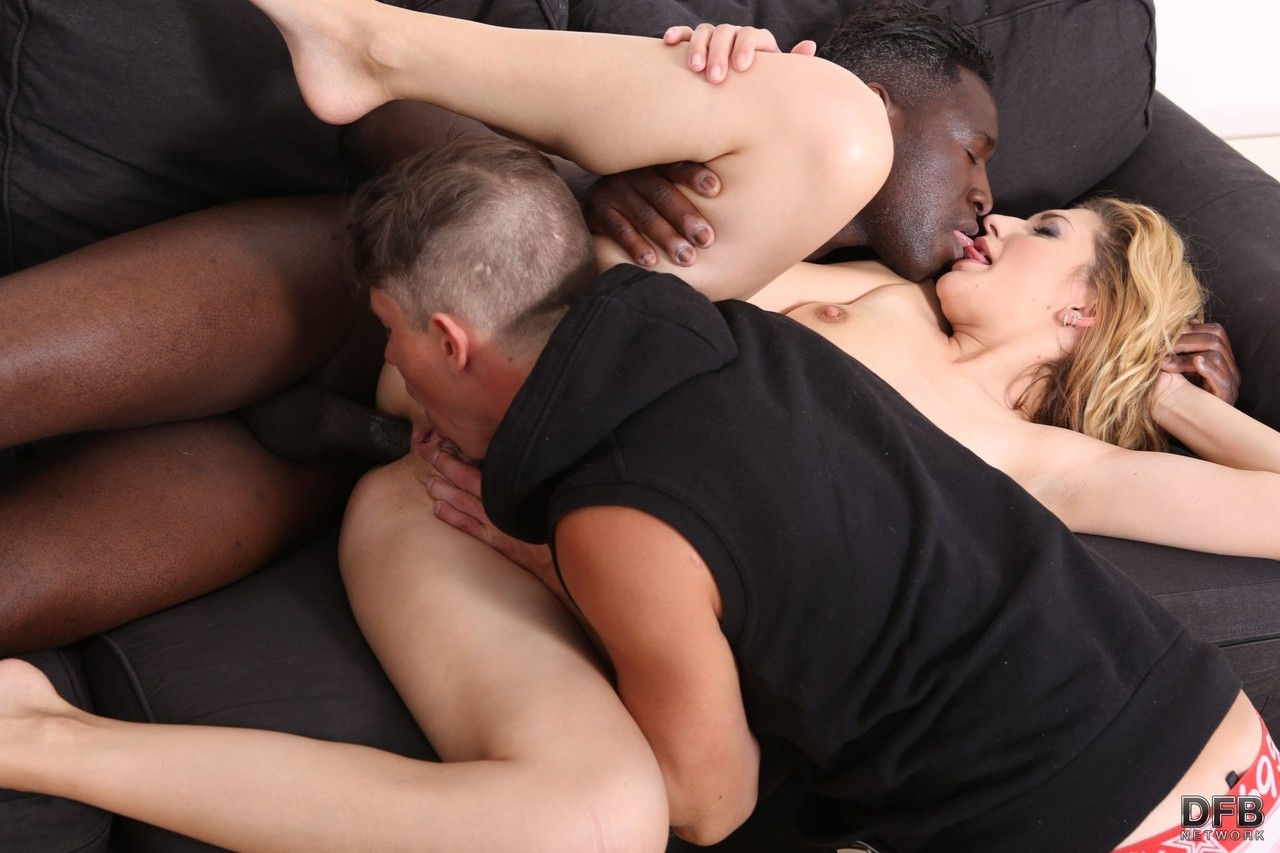Cuckold hubby watches