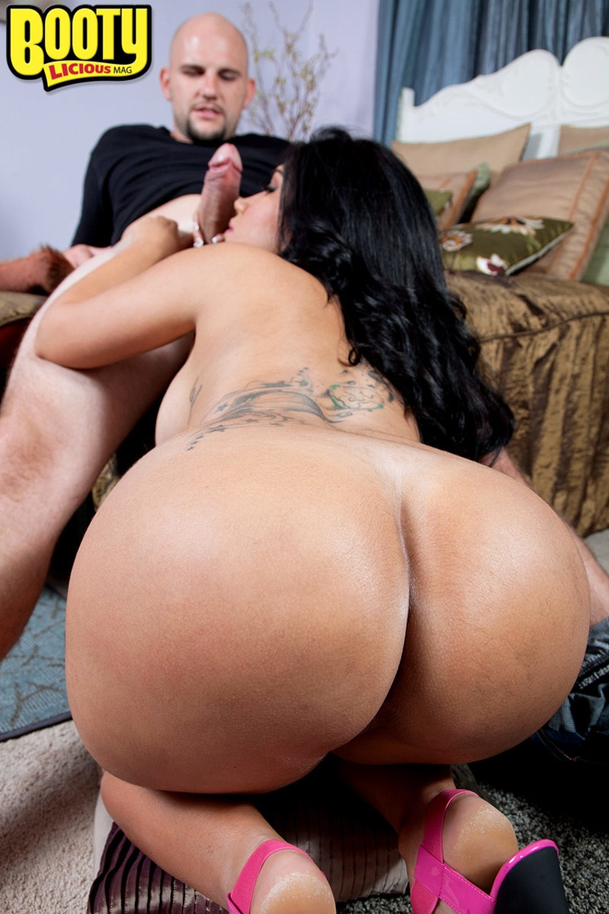 Latinas hot booty