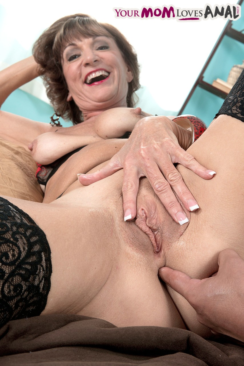 Amateur Mature First Time Anal