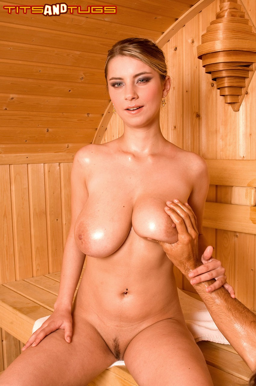 Large natural mature tits