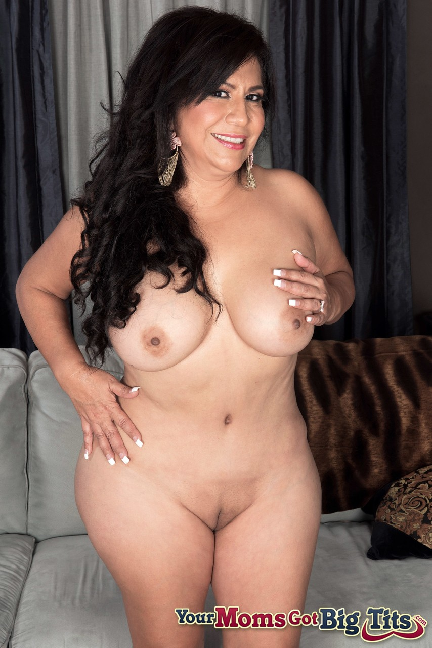 Naked mature titties