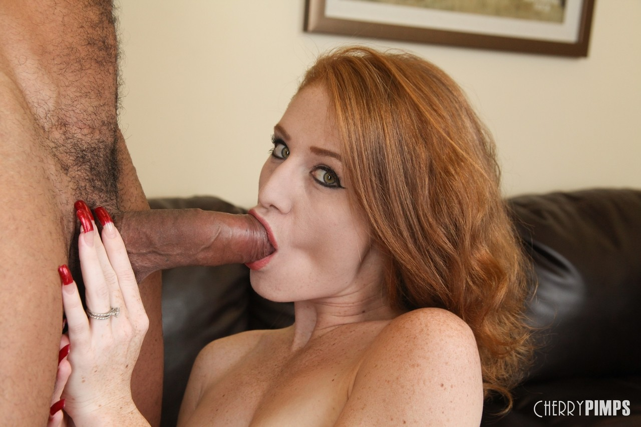 Redheaded Lucy Heat showcases her shlong swallowing capacities formerly she's bashed porn photo #325134419 | Cherry Pimps, Lucy Fire, Pornstar, Redhead, mobile porn