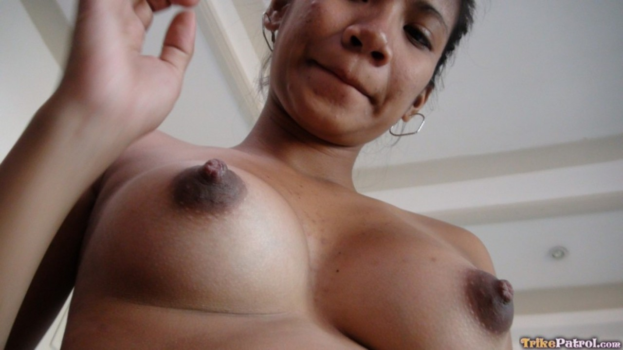 Asian clip nipples puffy