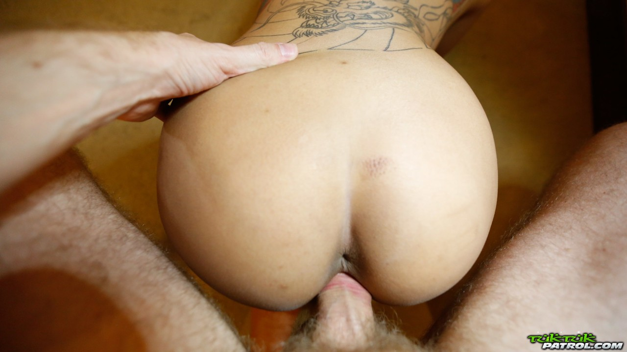 Steamy Protected Ass Banging