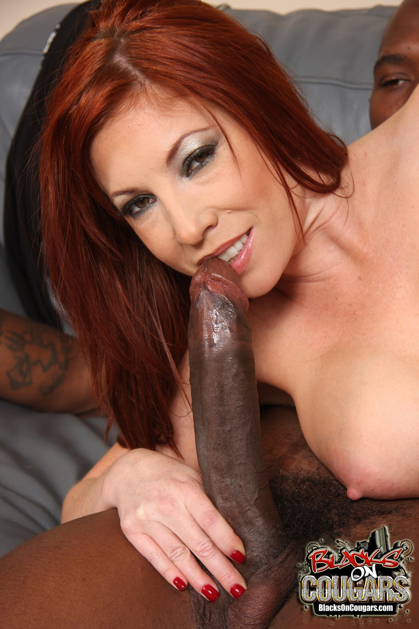 Brittany oconnell blacks on cougars