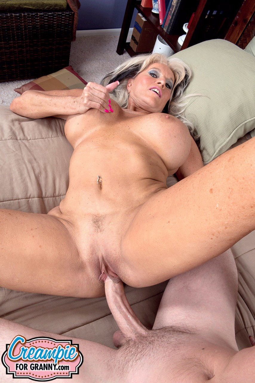 Sally dangelo creampie