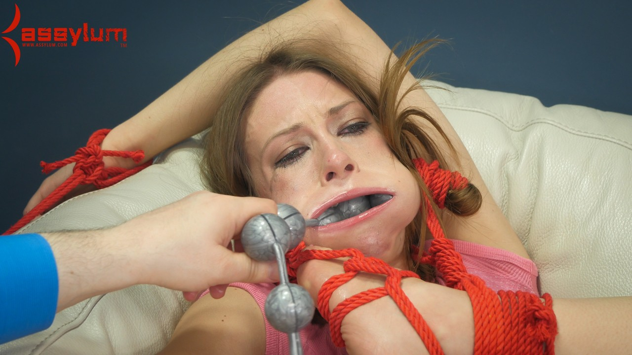 Have hit Mmf threesome bondage