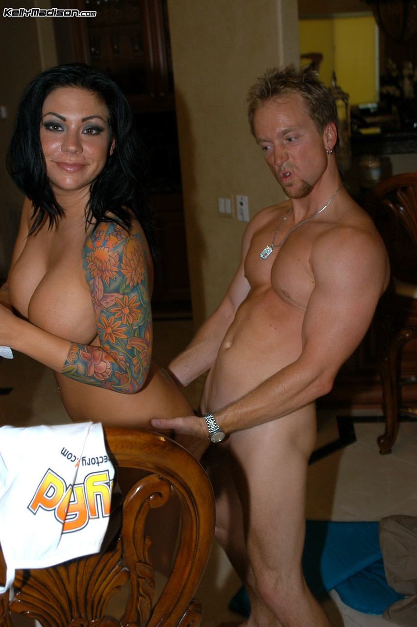Bobbi Starr Behind The Scenes