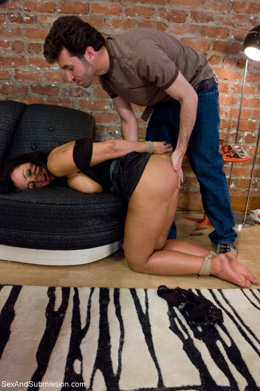 bondage of lisa ann