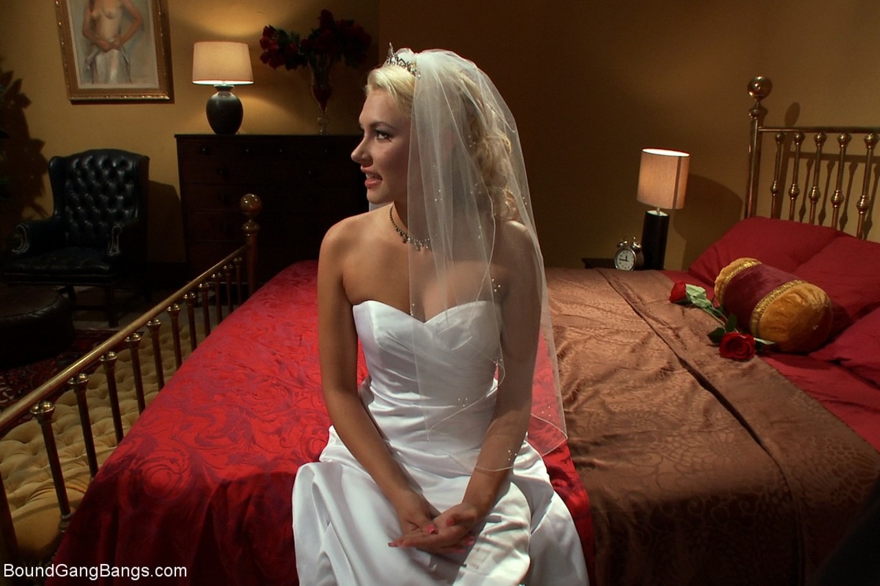 Mohammad recommend best of gangbang bride blonde