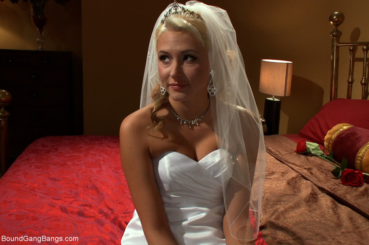 Kenton recommend best of gangbang bride blonde