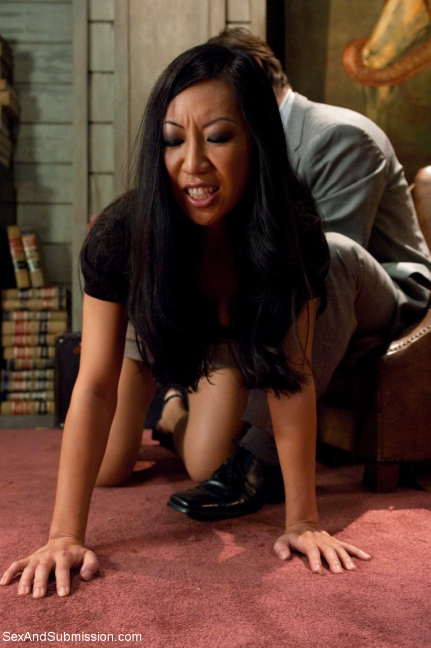 Join. Tia ling sex and submission speaking