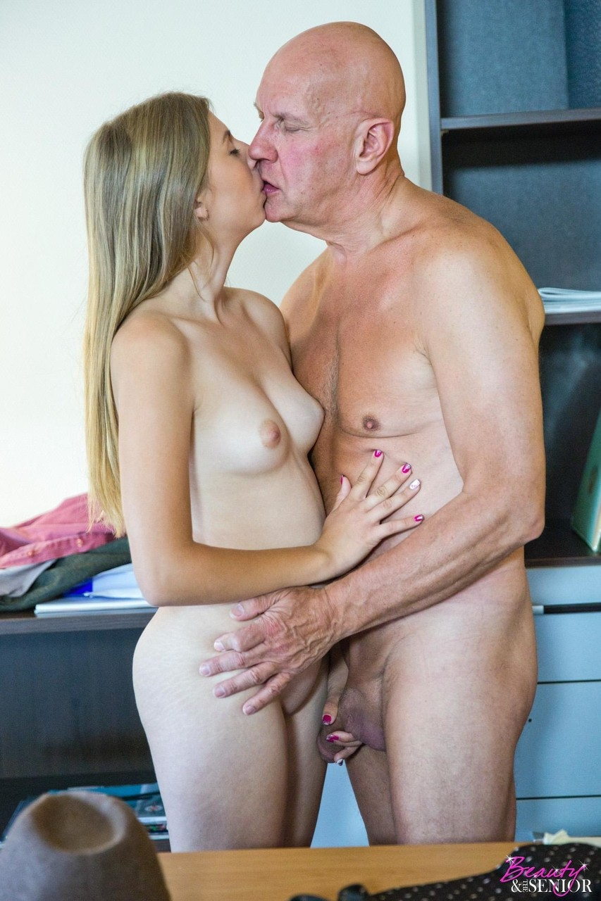 Old cock young pussy