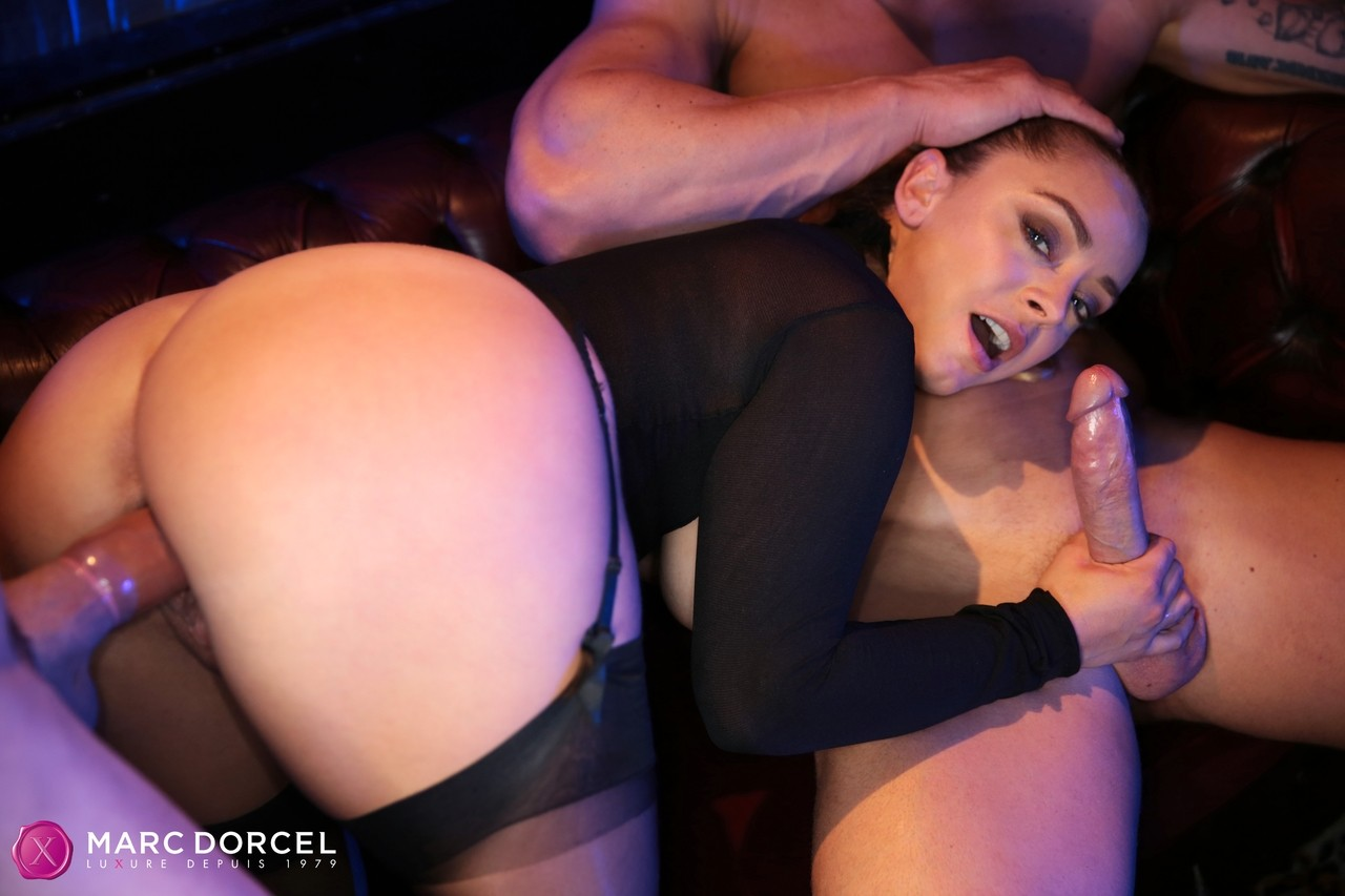 Naomi Russell Double Anal