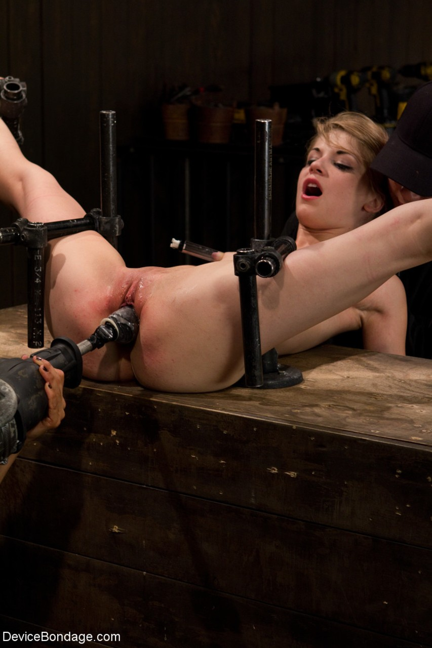 bondage Isis pearl love sensi and