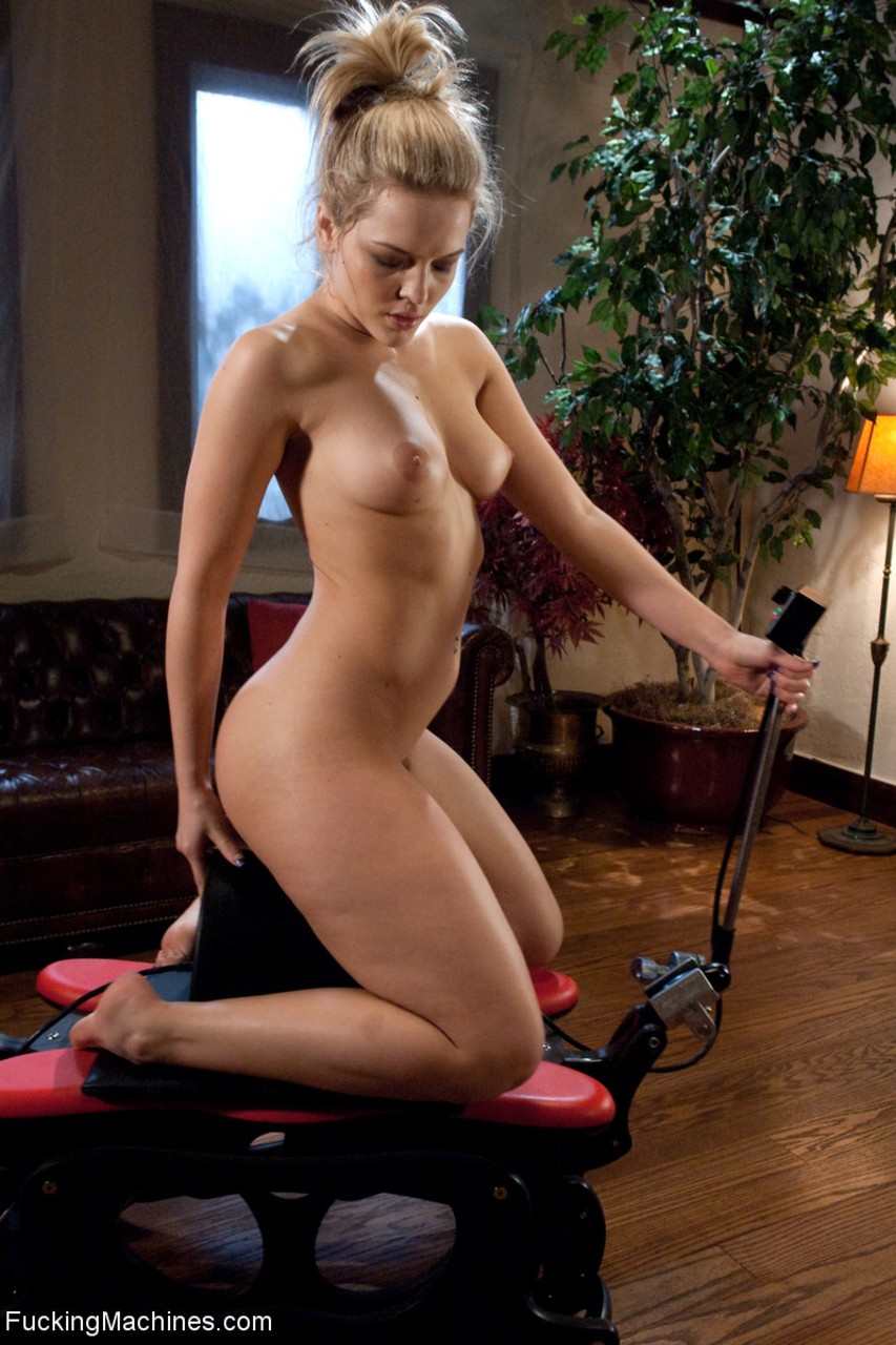 Alexis texas fucking machines