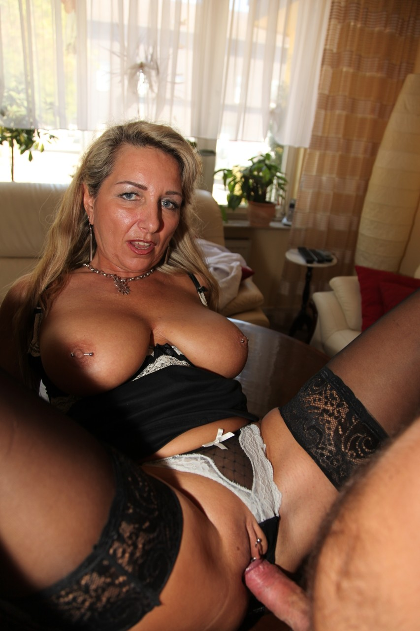 Milf stocking tube