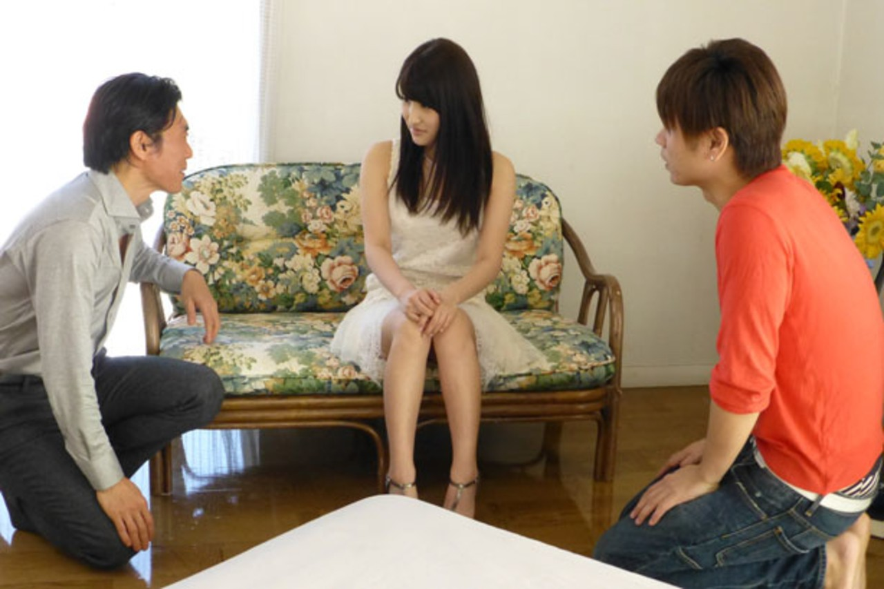 Innocent Japanese teen Kohashi Saki gets sandwiched in her first MMF threesome 色情照片 #422243143 | Japan HD XXX, KOHASHI SAKI,, 手机色情