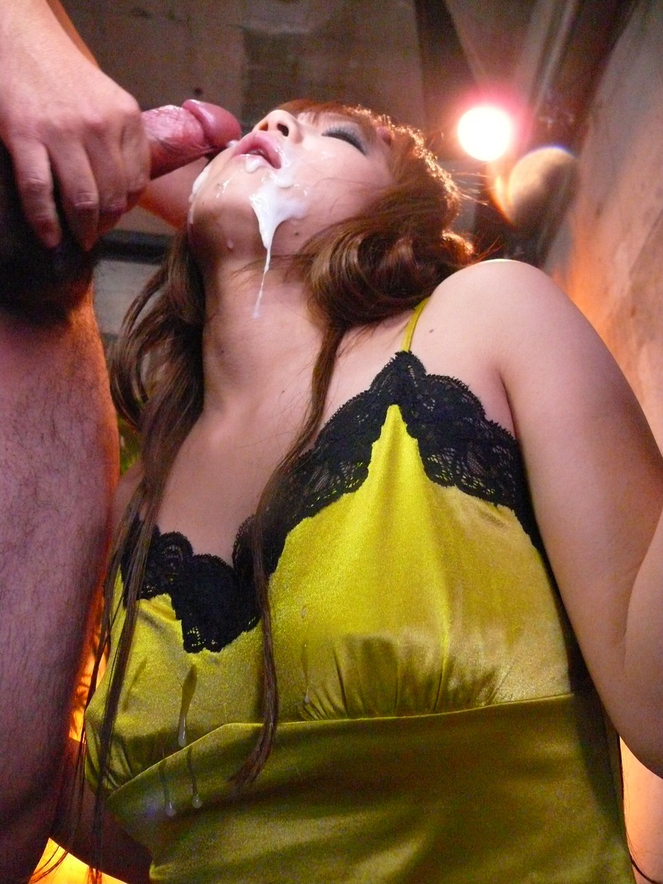 Japanese female Mizuki Ishikawa gets a facial cumshot from 2 guys 色情照片 #422411953 | Japan HD XXX, MIZUKI ISHIKAWA,, 手机色情