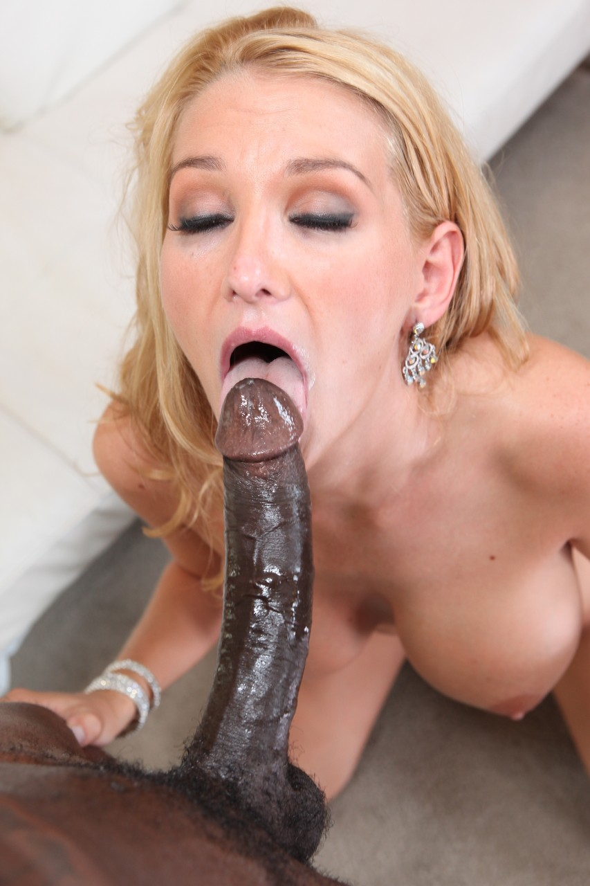 from Oscar busty blonde painful anal
