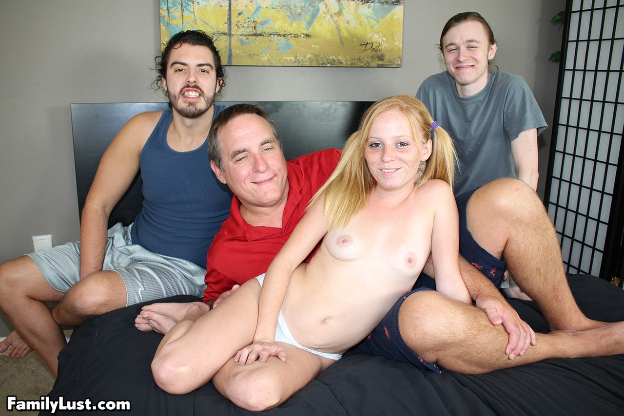 Teen Gangbang Older Men