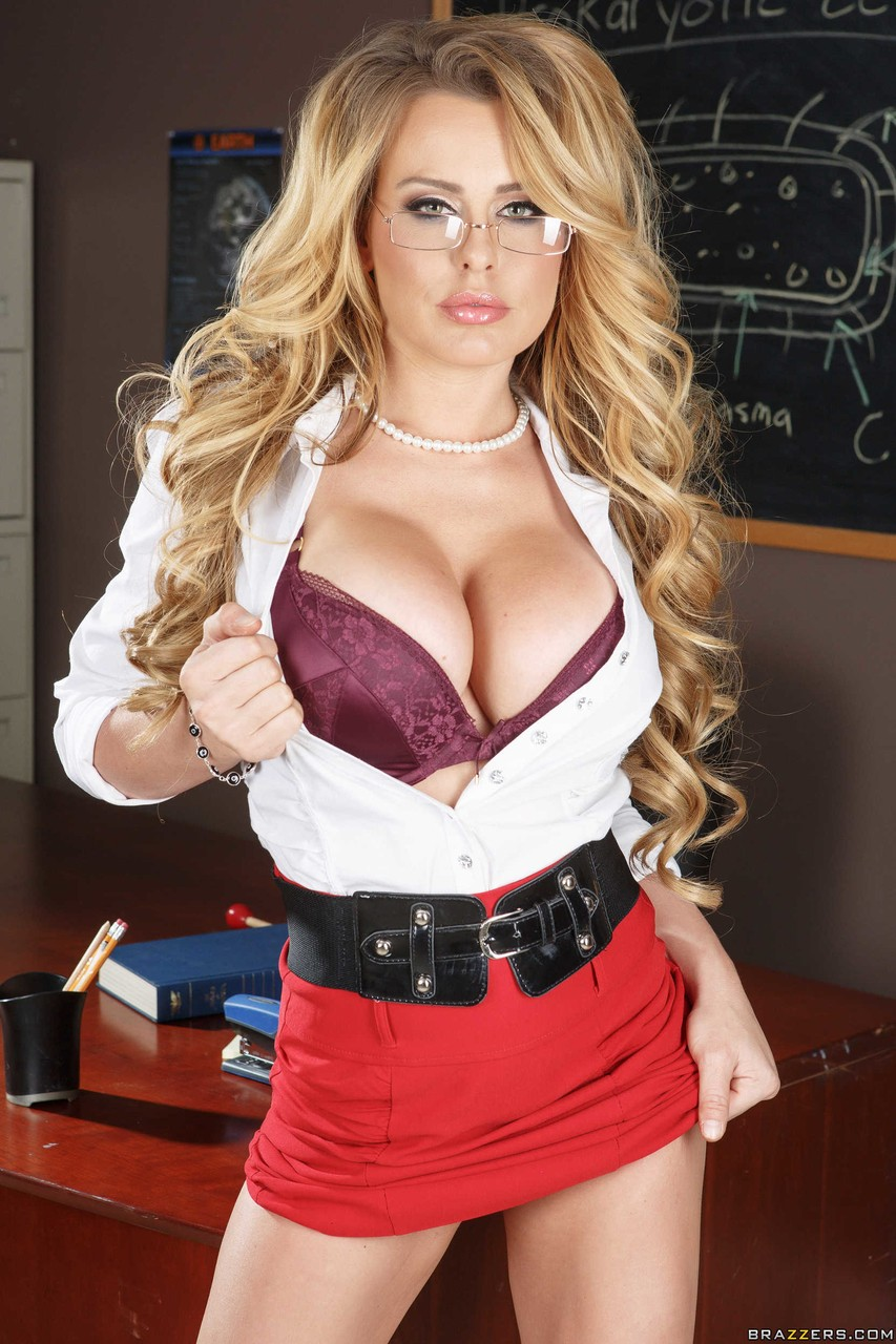 Sexy Teacher Big Tits Big Ass