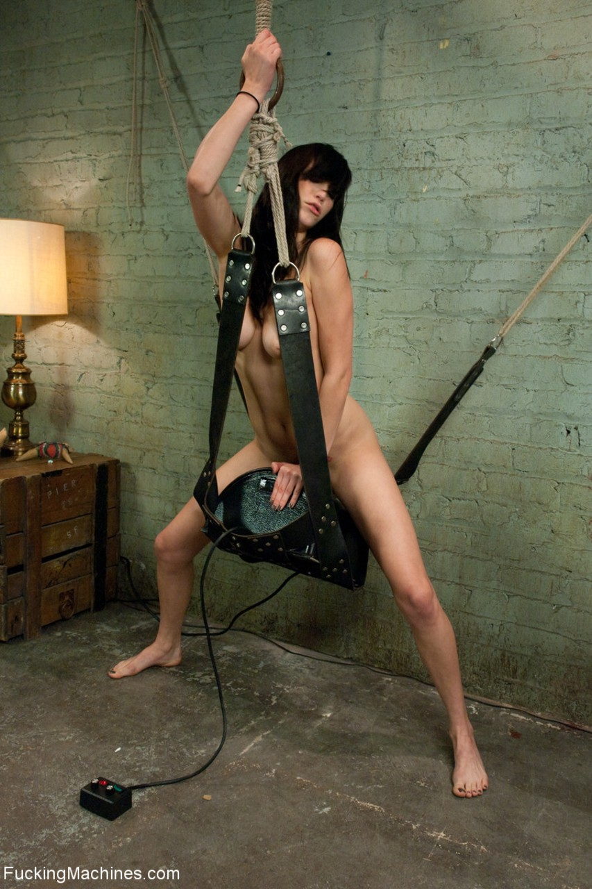 Holly Michaels Sybian