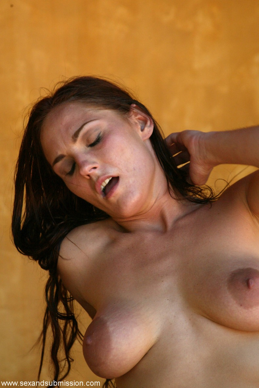 Remarkable, Deep anal penetration in the brunette right!