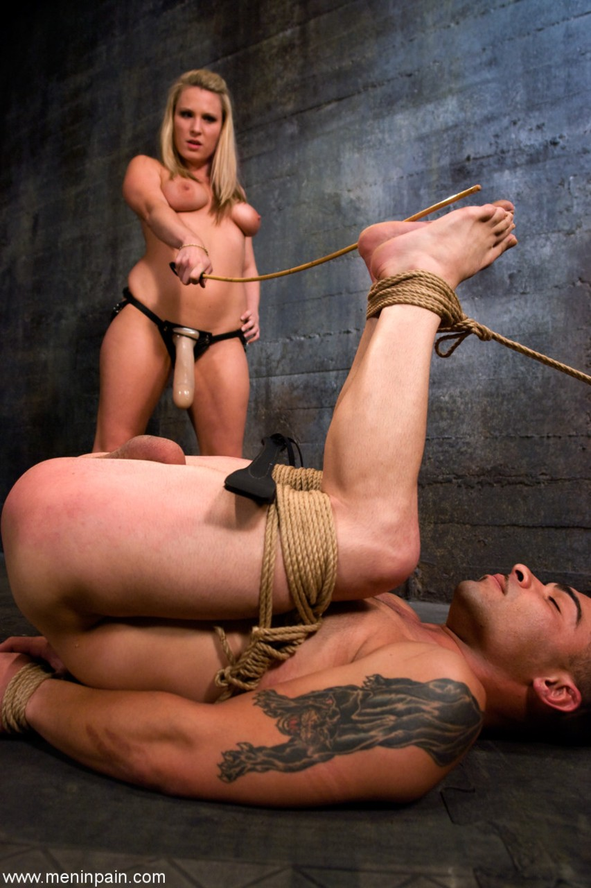 Men In Bondage Stories