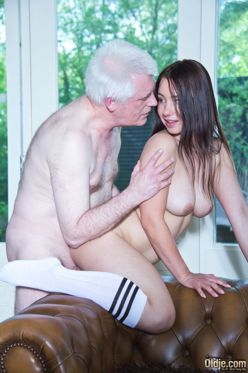 Old Guy Gets Lucky
