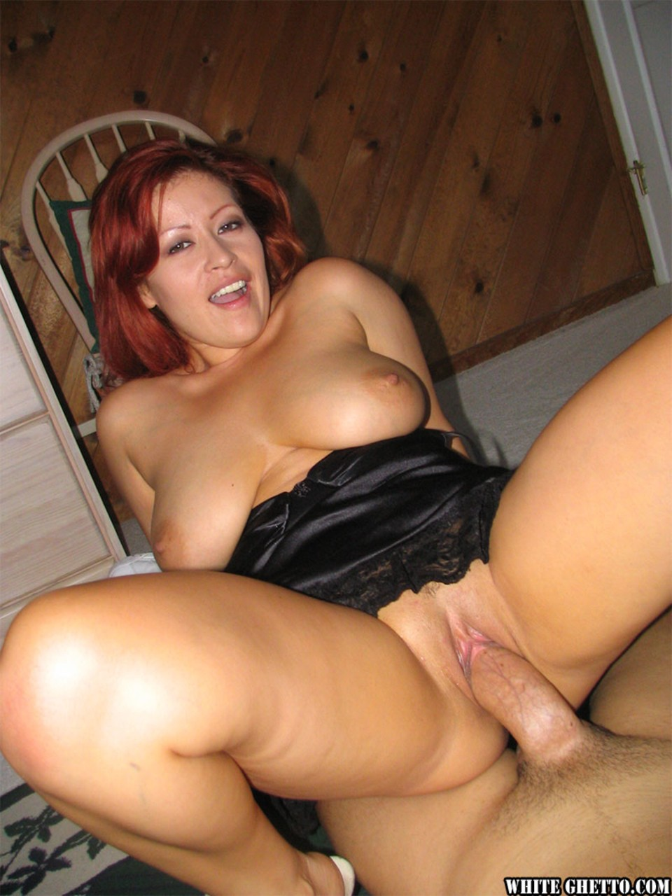 Misty mendez takes a big cock