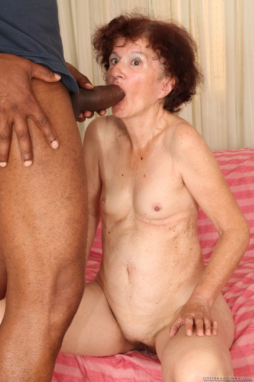 Granny Huge Cock Anal