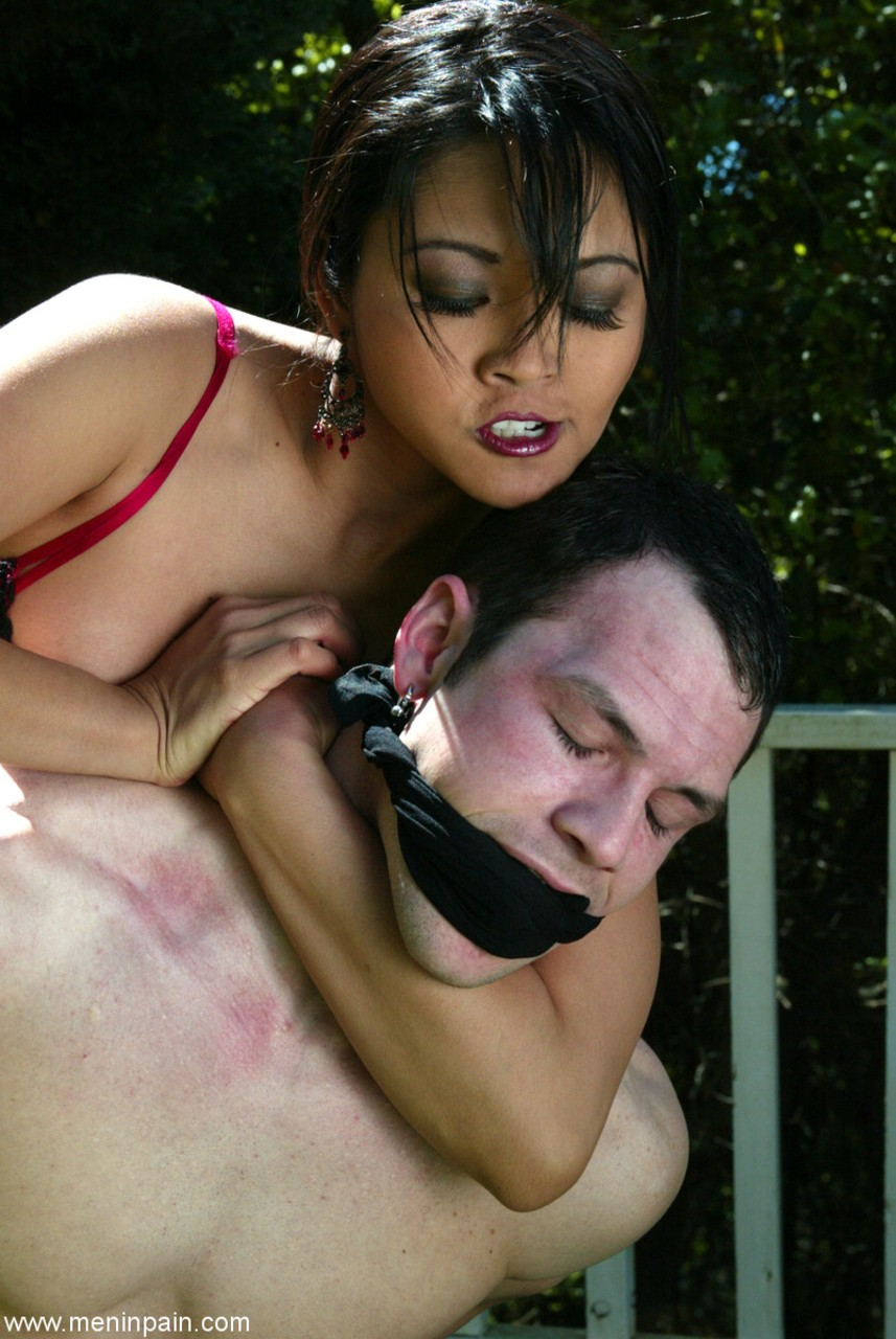 Mika tan domination 9