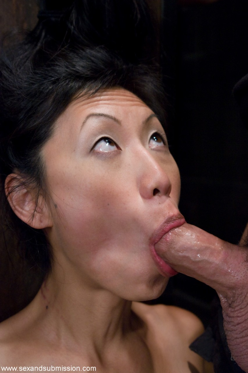 Mature Asian Cum Swallow