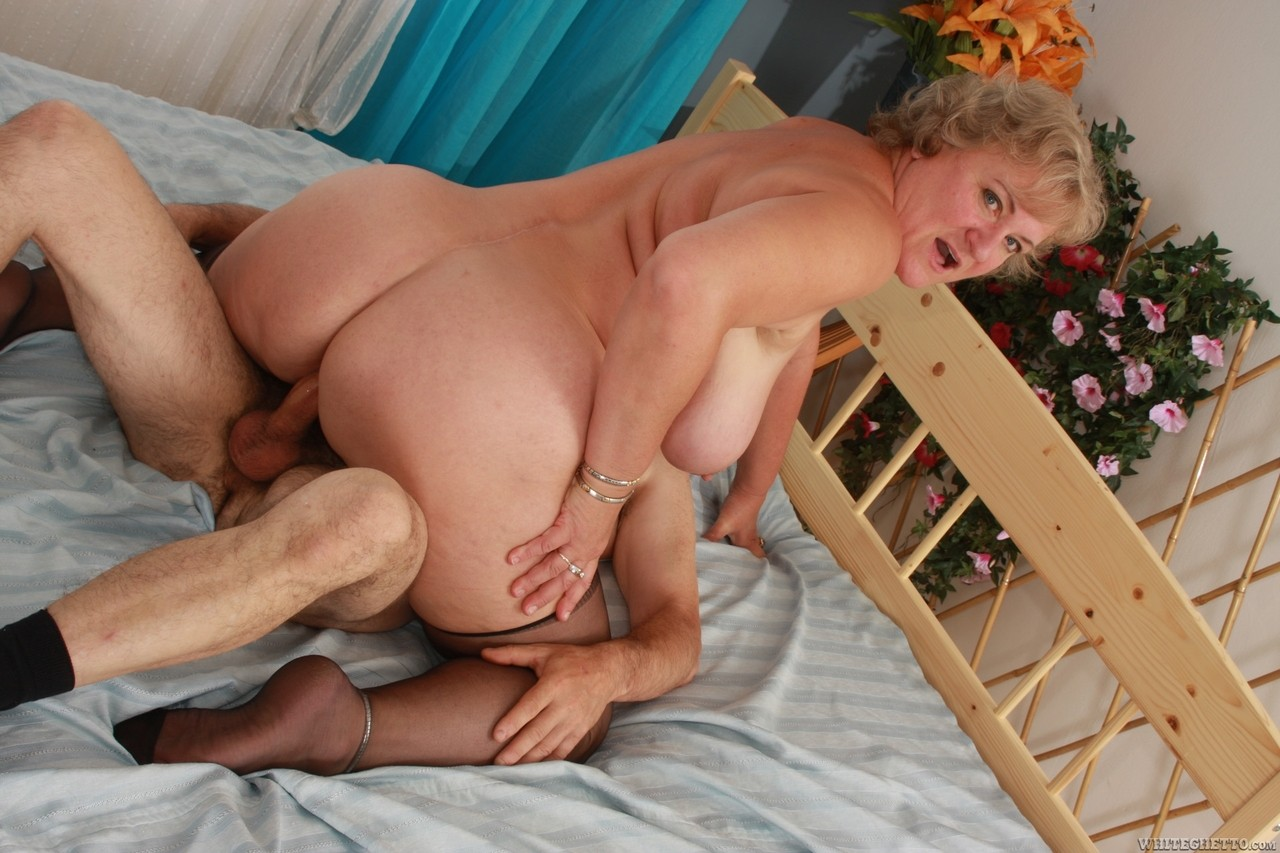 Grannies fucked video free
