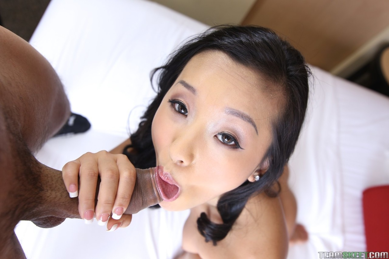 Asian Teen Pussy Close Up