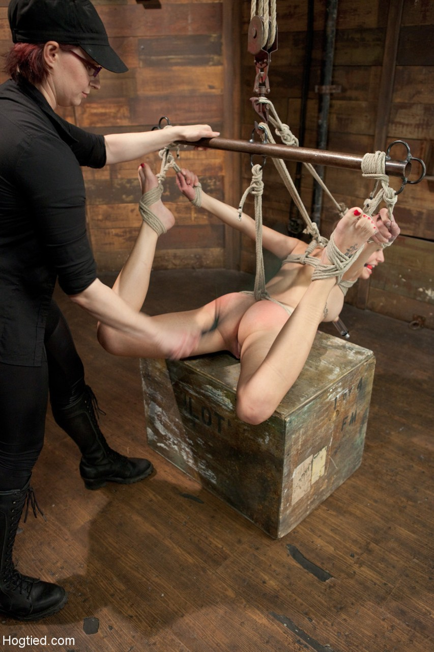 Very harsh suspension whipping