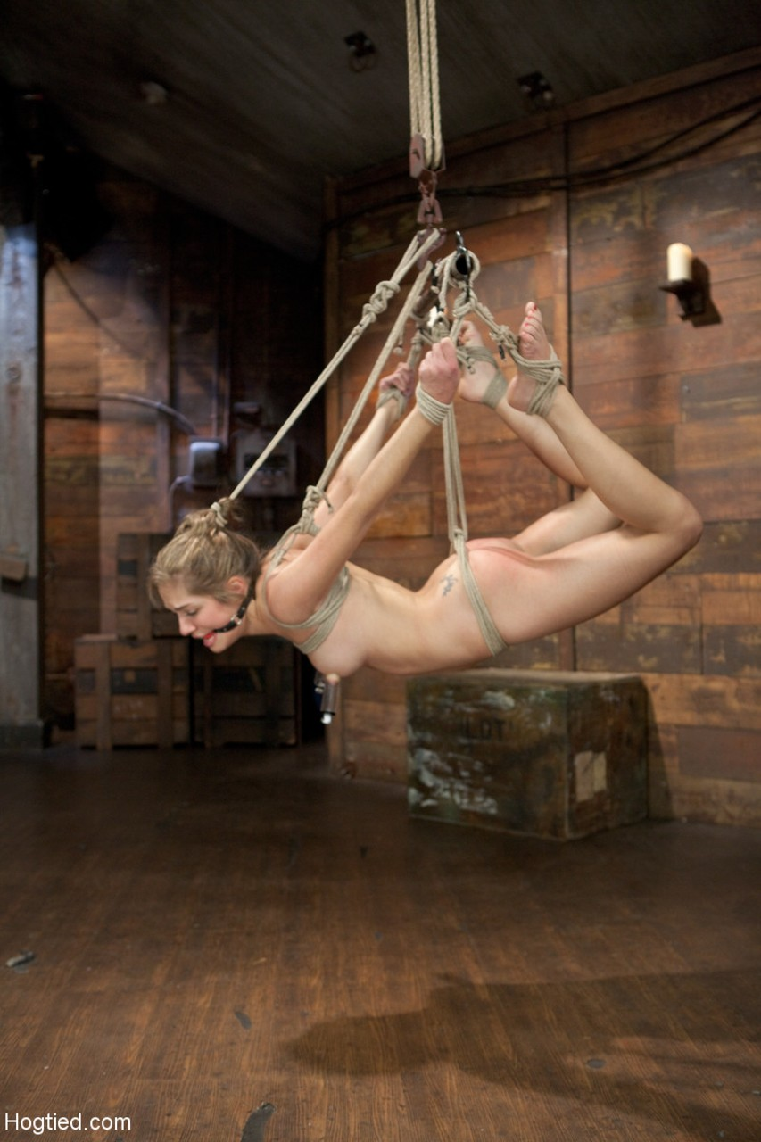 Suspended whipping