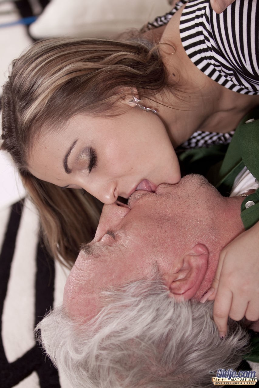 Black sex with young and old