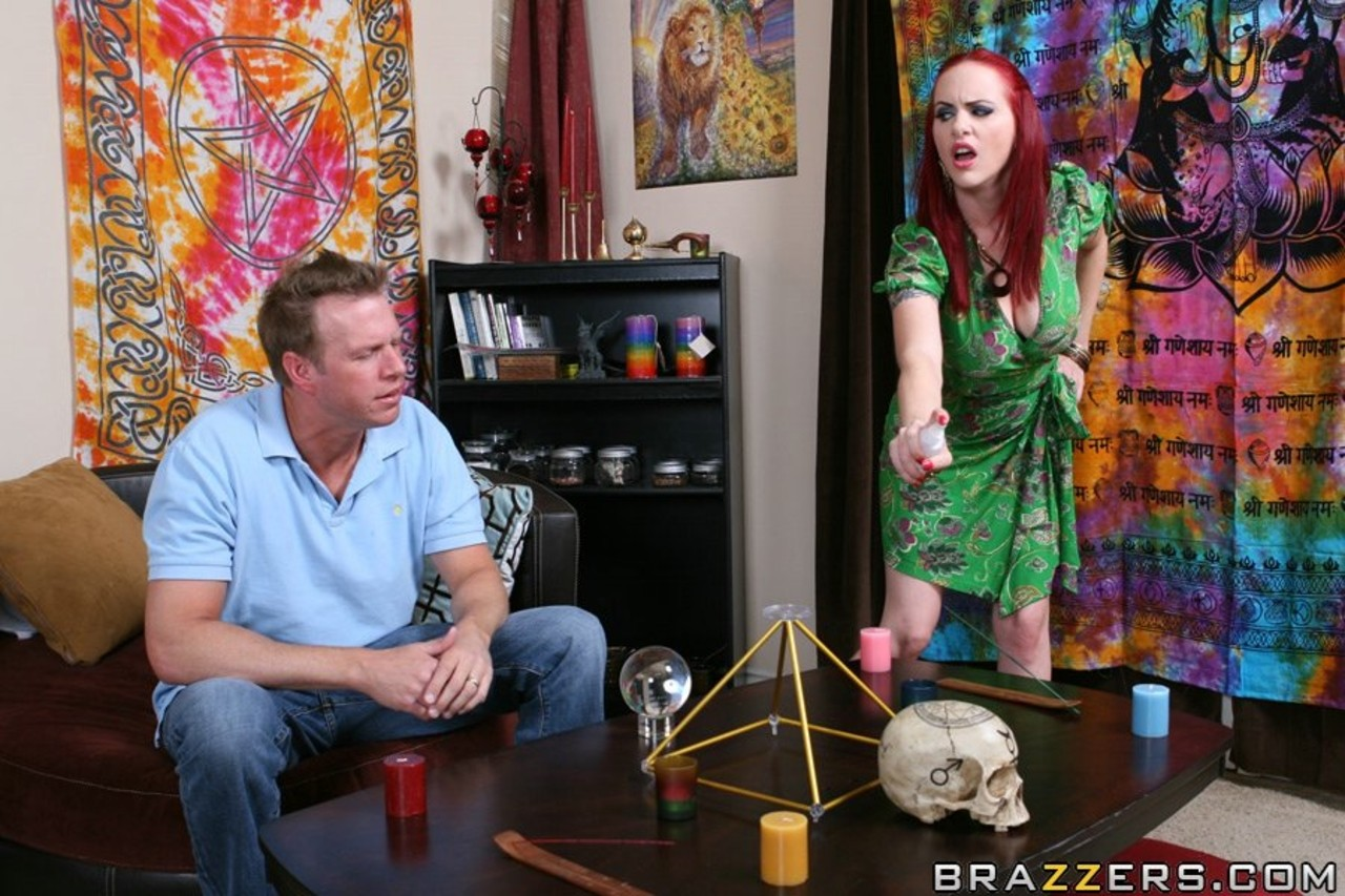 Horny tattooed doctor Mz Berlin cures Marks erectile problems instantly