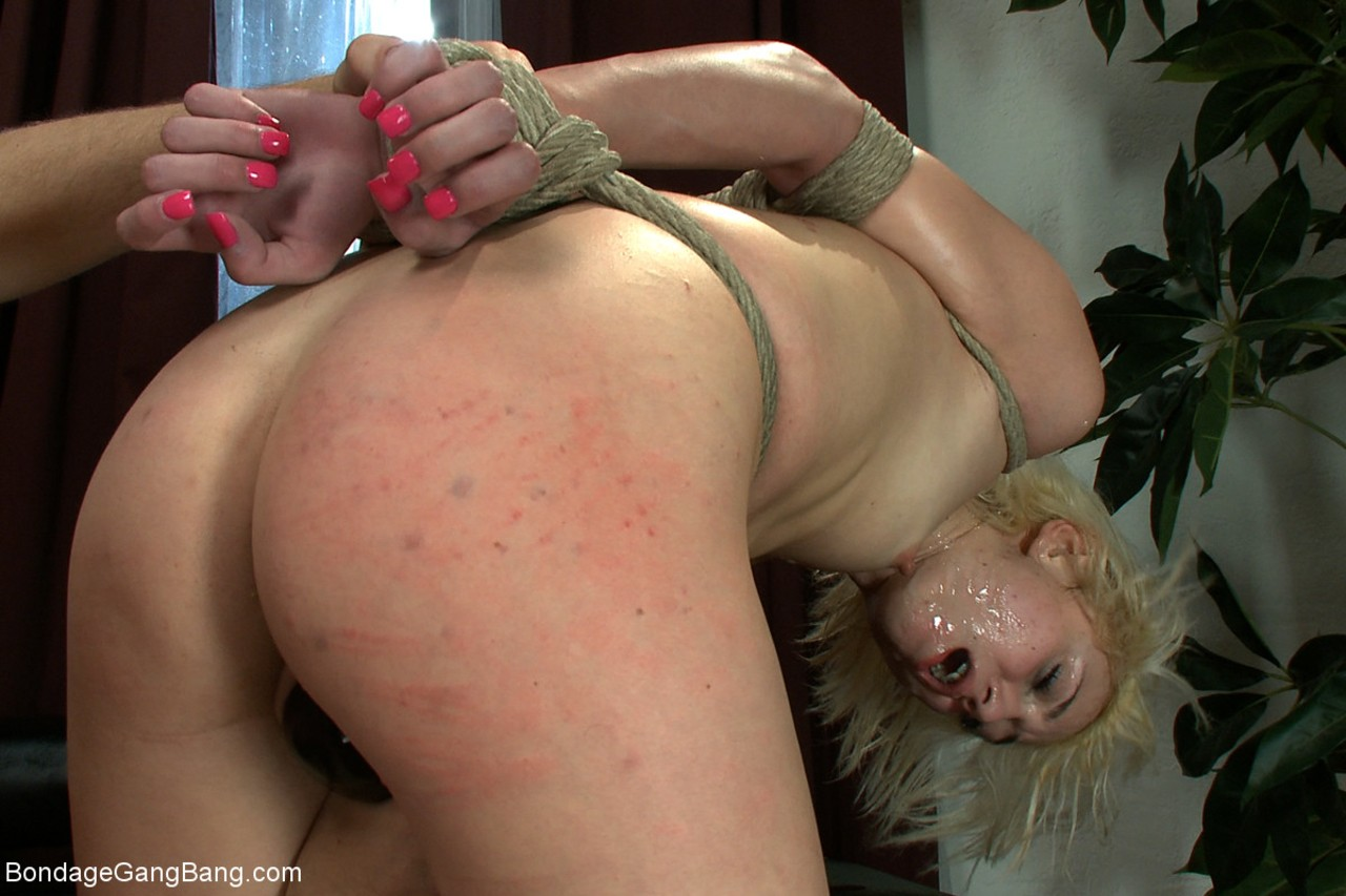 Rough Anal, Cum On The Face