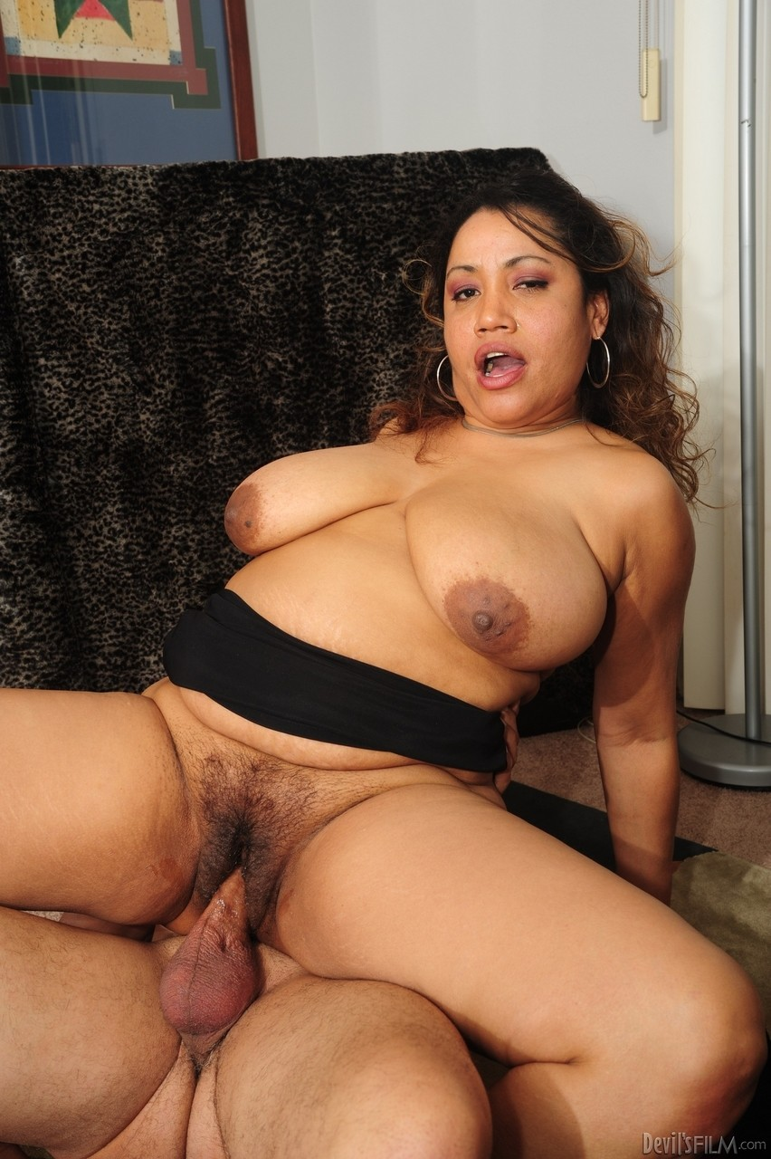 Big Tits Big Ass Latina Milf