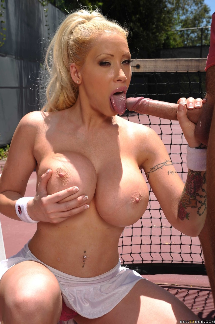 Candy Manson Videos Porno busty tennis player candy manson fucks a big dick red on the