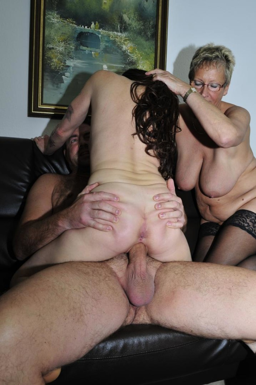 Mature Wife Bbc Threesome