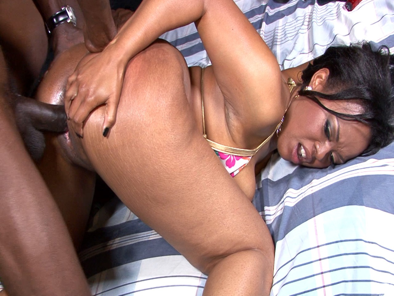 Ebony Fucked Kitchen Bbc