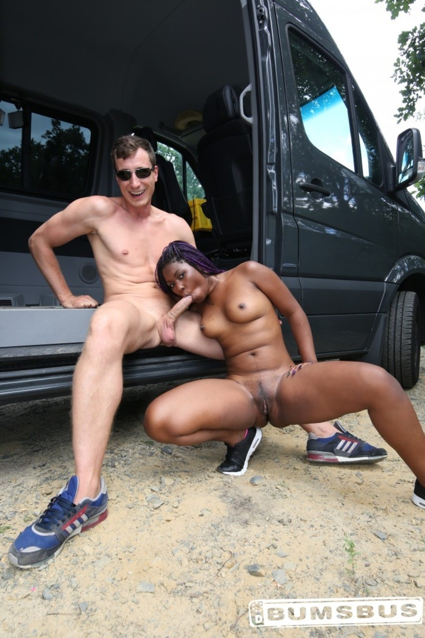 Black Teen First White Dick