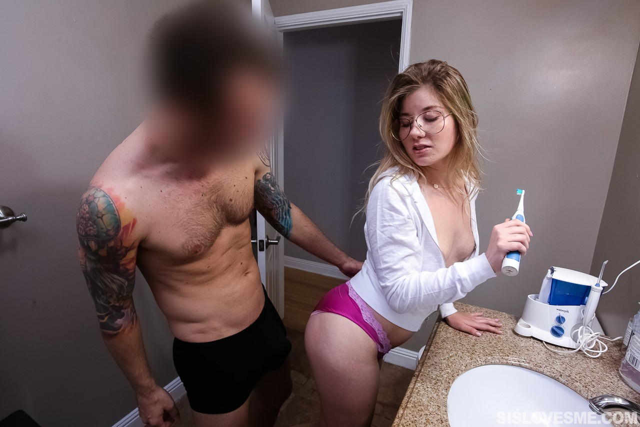 Step Brother Fucks Fat Sister