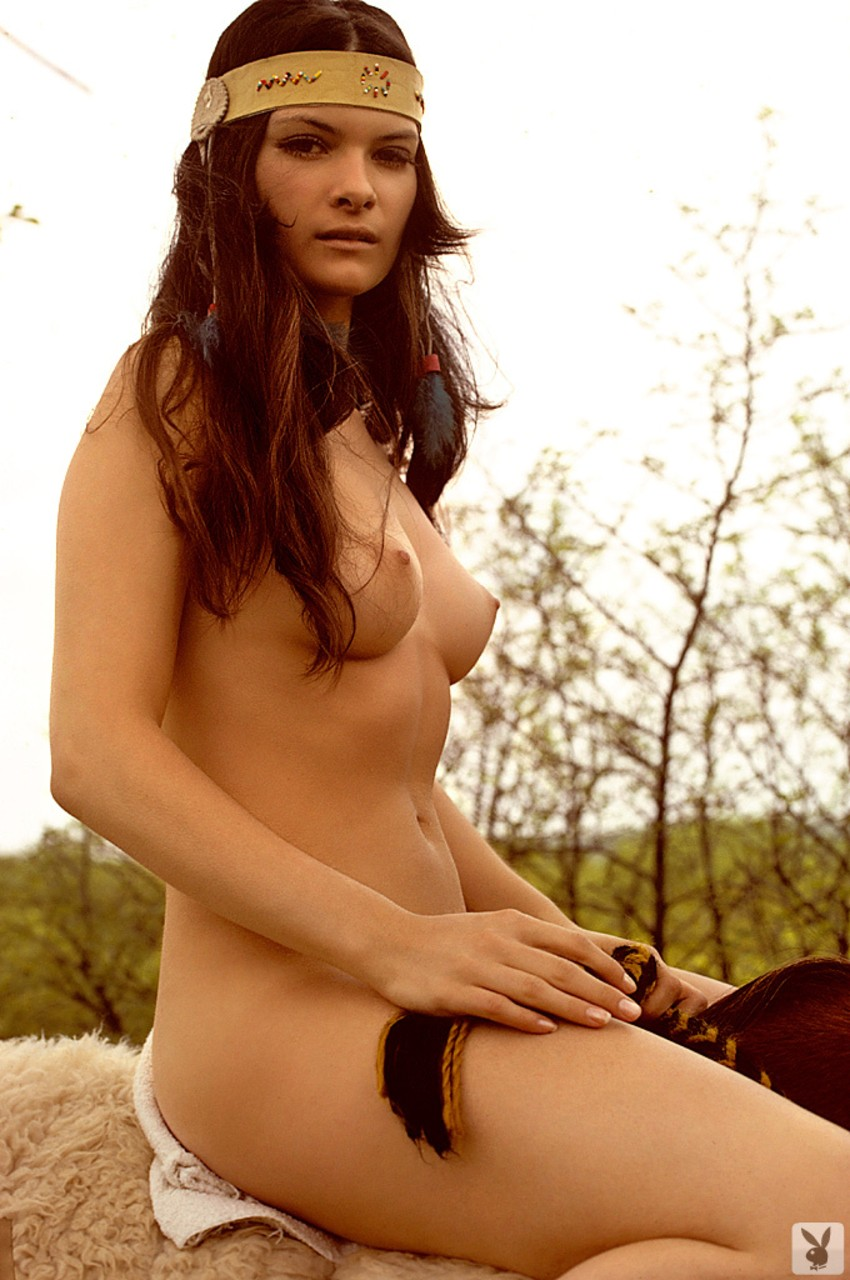 Great looking supermodels strip and pose during Playboy photo shoot